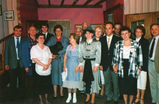 SAISON 1989 - S'HÜSS OHNE FRAU