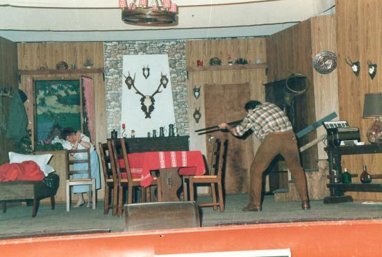 SAISON 1985 - E'N ERHOLUNGSKÜR